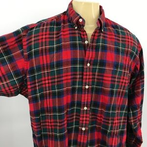 Ralph Lauren Blue Label Flannel SUPER SOFT XL